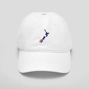 Cool New Zealand Cap