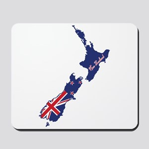 Cool New Zealand Mousepad