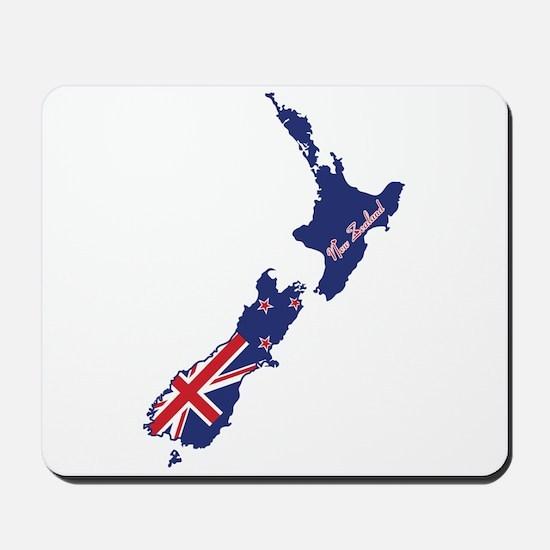 Cool New Zealand Mousepad