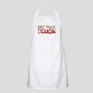 Dirt Track Demon BBQ Apron