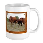 Cattle Large Mug
