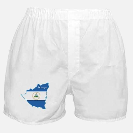 Cool Nicaragua Boxer Shorts