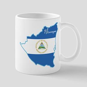 Cool Nicaragua Mug