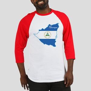 Cool Nicaragua Baseball Jersey