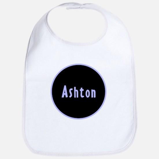 Ashton - Blue Circle Bib