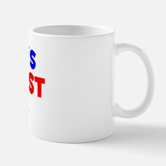World's Greatest Skank (A) Mug
