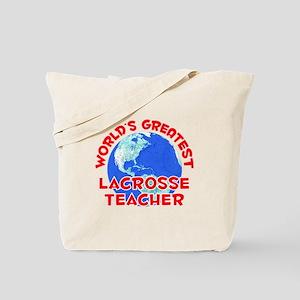 World's Greatest Lacro.. (F) Tote Bag