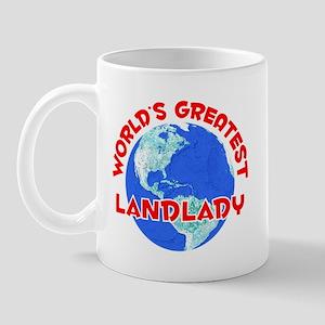 World's Greatest Landl.. (F) Mug