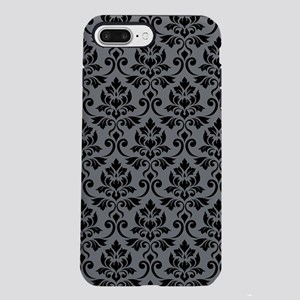 Feuille Damask Ptn BG iPhone 8/7 Plus Tough Case