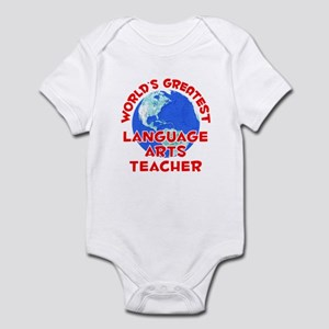 World's Greatest Langu.. (F) Infant Bodysuit