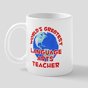 World's Greatest Langu.. (F) Mug