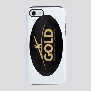GOLD Logo iPhone 8/7 Tough Case
