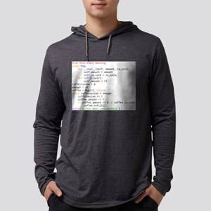 Python Does Java Objects Long Sleeve T-Shirt