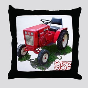 The Heartland Classics Throw Pillow