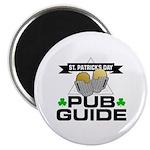 """Beer Pub 2.25"""" Magnet (100 pack)"""