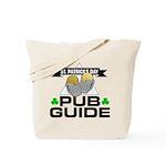 Beer Pub Tote Bag