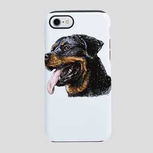 Rottweiler iPhone 8/7 Tough Case