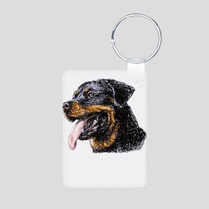 Rottweiler Keychains