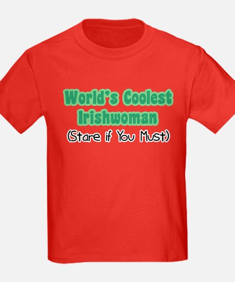 World's Coolest Irishwoman T