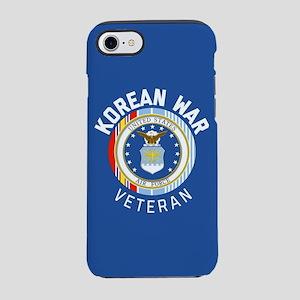 Air Force Korean War Veteran iPhone 8/7 Tough Case