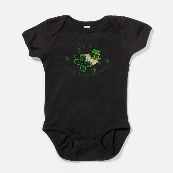 Mimi's Leprechaun Infant Bodysuit Body Suit