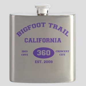Bigfoot trail Flask
