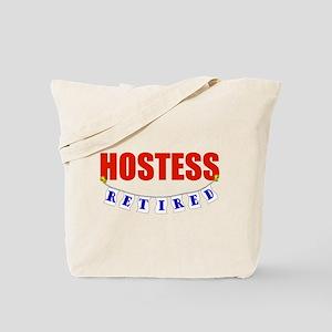 Retired Hostess Tote Bag