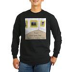 Tour your past Long Sleeve Dark T-Shirt