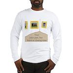 Tour your past Long Sleeve T-Shirt