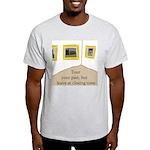 Tour your past Light T-Shirt