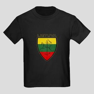 Vytis Shadow Kids Dark T-Shirt