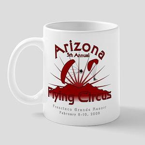 Arizona Flying Circus 2008 Mug