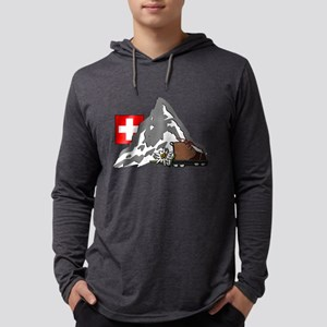 Alpine Hike Long Sleeve Lg Logo T-Shirt Long Sleev