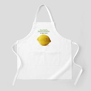 Lemonade BBQ Apron
