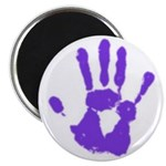 "Hand-Print 2.25"" Magnet (100 pack)"