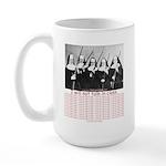 50 Times Large Mug