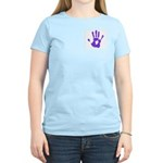 Hand-Print Women's Light T-Shirt