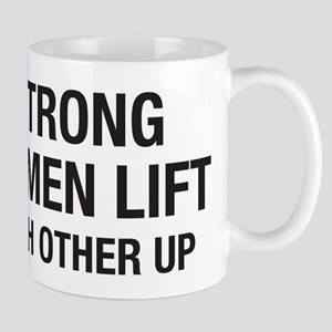 Strong Women Mug