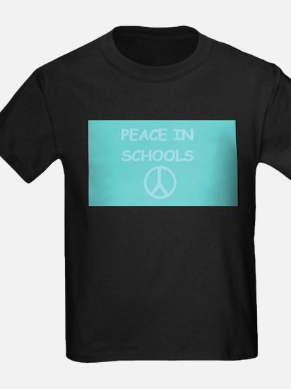 students for safe schools2.jpg T-Shirt
