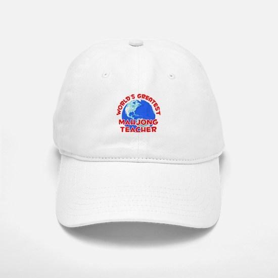 World's Greatest Mahjo.. (F) Cap