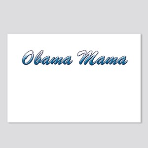 Obama Mama Postcards (Package of 8)