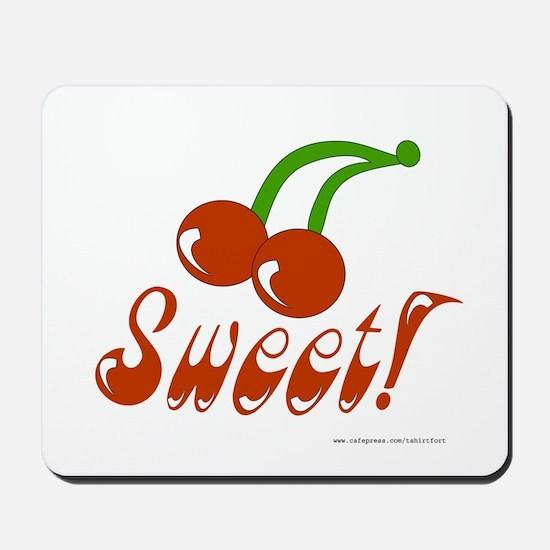Sweet Cherry Mousepad