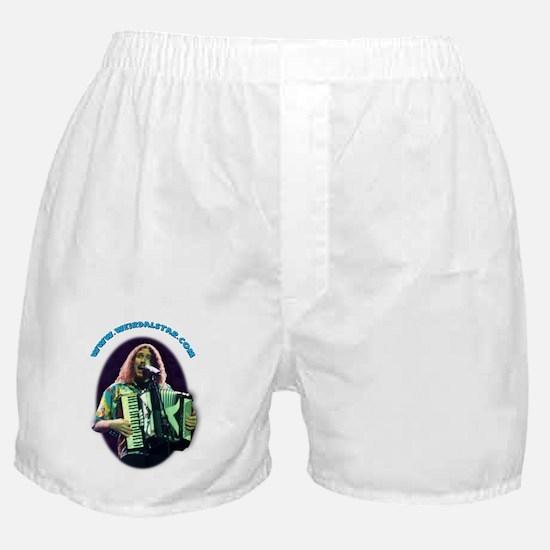 Pink Al Boxer Shorts