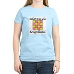 Quilters - Strings Attached Women's Light T-Shirt