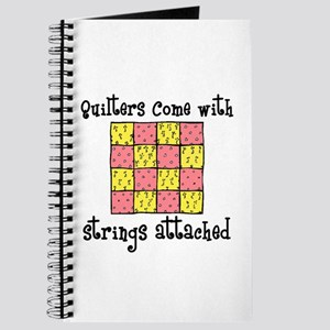 Quilters - Strings Attached Journal