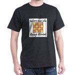 Quilters - Strings Attached Dark T-Shirt