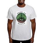 Peas On Earth Light T-Shirt
