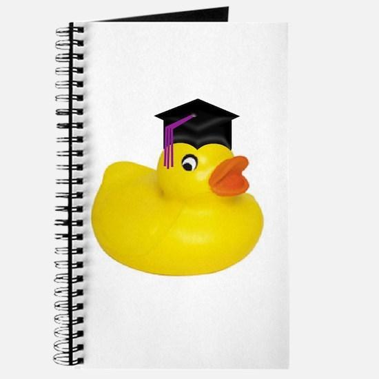 Ducky Graduation Journal