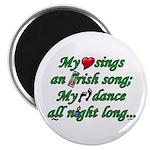 IRISH SONG Magnet
