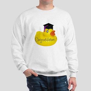 Ducky Congratulations! Sweatshirt